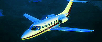 Beechjet 400 Private Jet