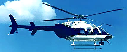 Bell 407 Helikopter Charter