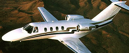 Citation CJ1 Private Jet