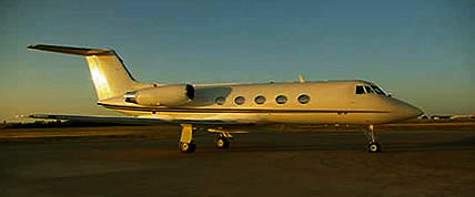 Gulfstream II / G II-Private Jet