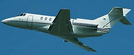 Hawker 1000 Private Jet