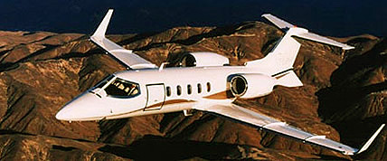 Learjet 31A Private Jet