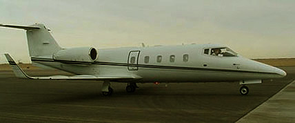 Lear Jet 55 Private